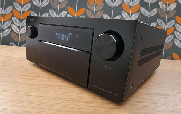 Denon AVC-X8500H AV receiver review