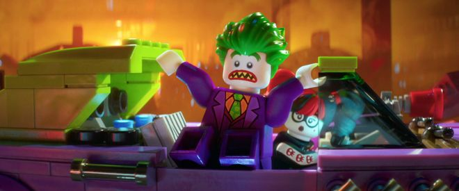 The Lego Batman Movie Blu Ray Review Home Cinema Choice