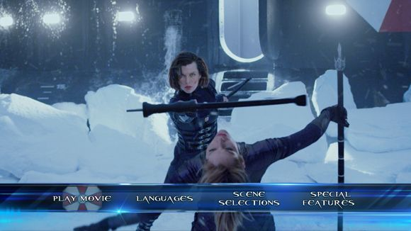Resident Evil Retribution In 3d Home Cinema Choice