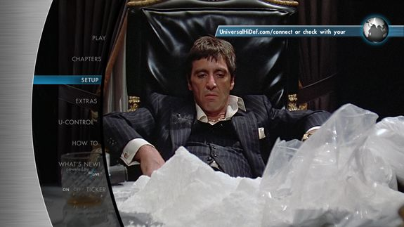 Scarface 1983 home cinema choice - Scarface images ...