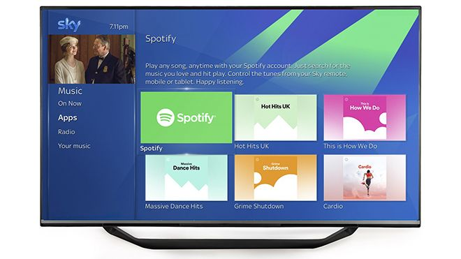 Sky Q to add HDR, Spotify and new user interface | Home