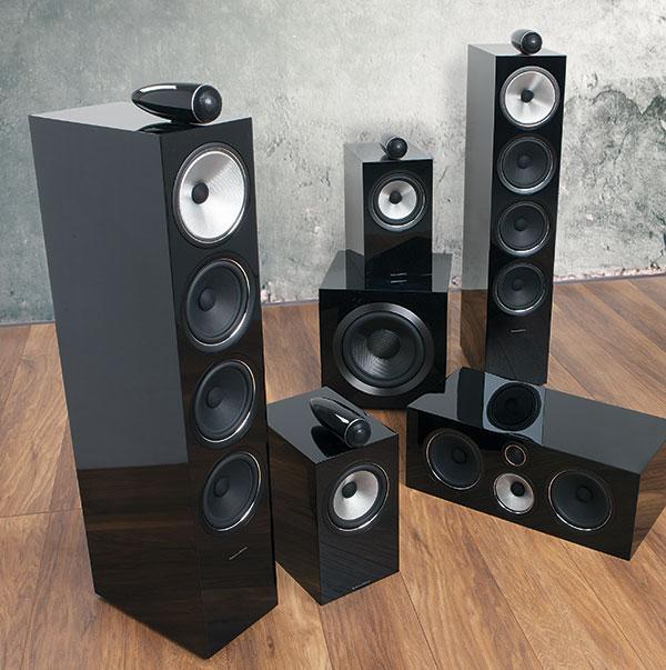 Bowers Wilkins Speakers >> Bowers Wilkins 700 Series 5 1 Speaker System Review Home Cinema