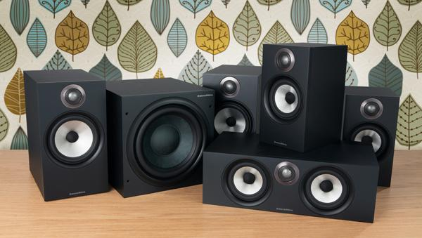 bowers wilkins 600 series 5 1 speaker system review. Black Bedroom Furniture Sets. Home Design Ideas