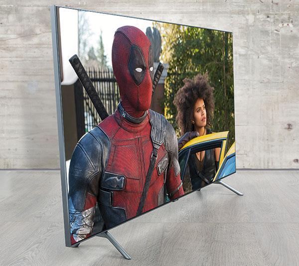 dc2ec1499 Samsung QE65Q8DN 4K HDR QLED TV review   Home Cinema Choice