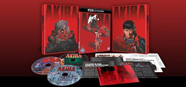 Cult Classic Cyberpunk Anime Akira To Make 4k Blu Ray Bow On November 30 Home Cinema Choice