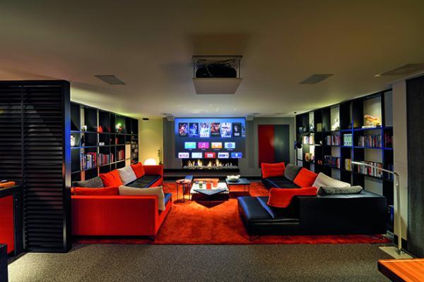 De opera domotica nieuwe showroom hdr interieuradvies