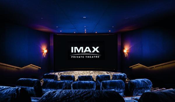 Home Cinema Install Bringing Imax