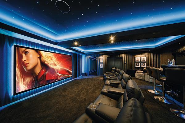 Home cinema install: Making movie Majik | Home Cinema Choice