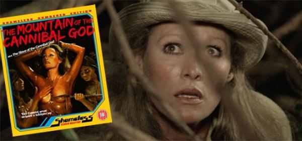 WIN! WIN! WIN! The Mountain of the Cannibal God Blu-rays