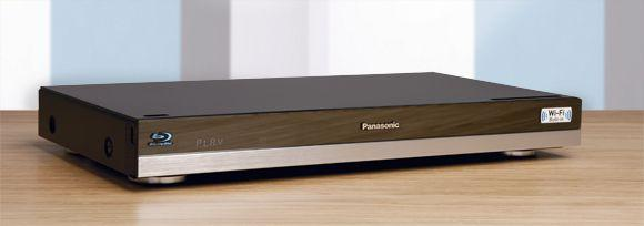 New Drivers: Panasonic DMP-BDT500EG Blu-ray Player