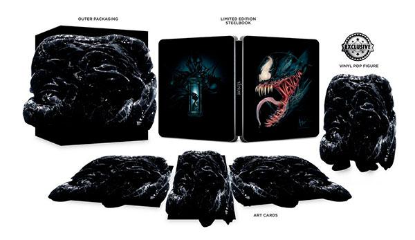 Venom to get 4K Ultra HD Blu-ray debut on Feb 4 | Home