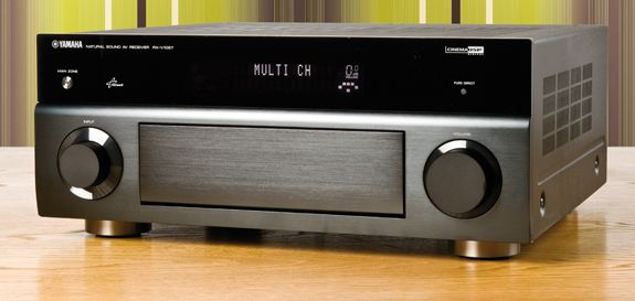 Yamaha Receiver V  Hdmi Out Does What