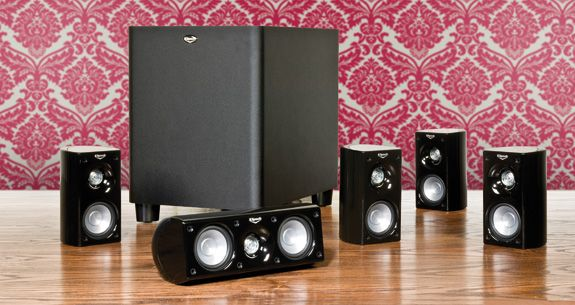 klipsch hd theater 500 review loudspeakers. Black Bedroom Furniture Sets. Home Design Ideas