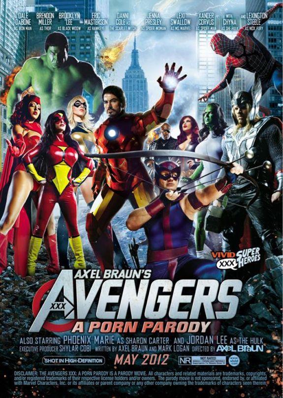 Avengers XXX - A Porn Parody torrent