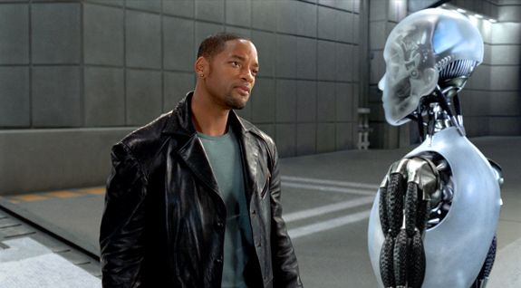 I, Robot getting 3D Blu-ray makeover - News