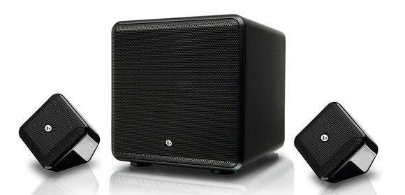 Boston Acoustics Soundware xs 5.1 review | AVForums