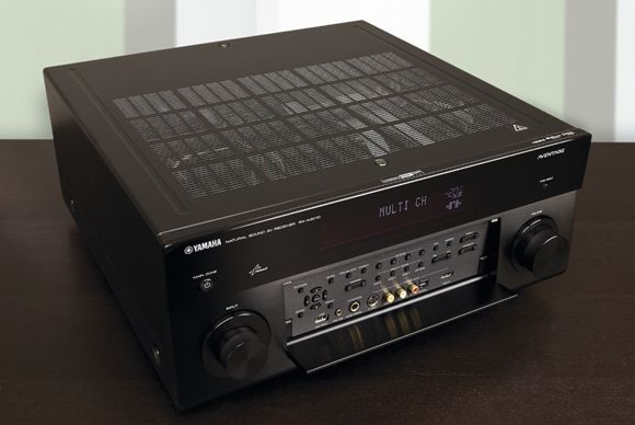 Yamaha rx a3010 review av amplifiers receivers for Yamaha home theater amplifier