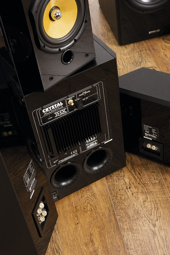 Crystal Acoustics T2 52 Ul Loudspeaker Review Home Cinema Choice