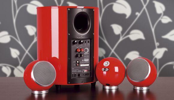 elipson planet m 5 1 speaker review home cinema choice. Black Bedroom Furniture Sets. Home Design Ideas