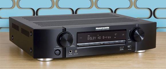 Marantz home theatre receiver - model nr1602
