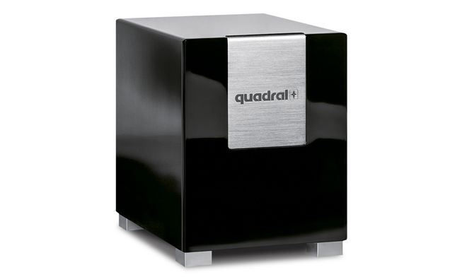 quadral qube 10 review loudspeakers. Black Bedroom Furniture Sets. Home Design Ideas
