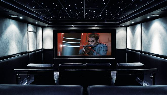 Home cinema lighting explained! - Hardware