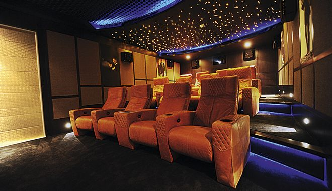 Home cinema lighting explained home cinema choice aloadofball Images