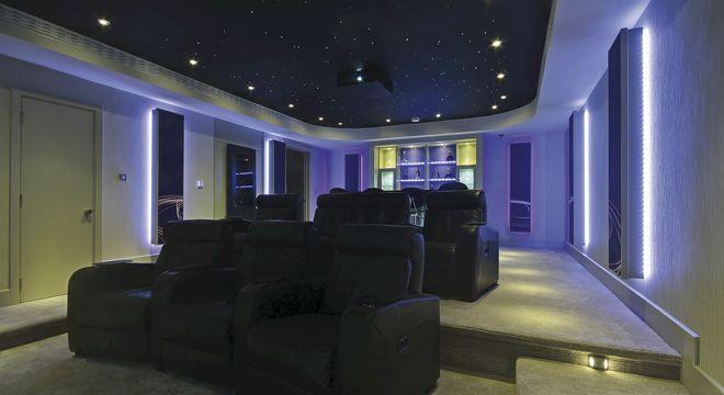 Theater Room Carpet Ideas