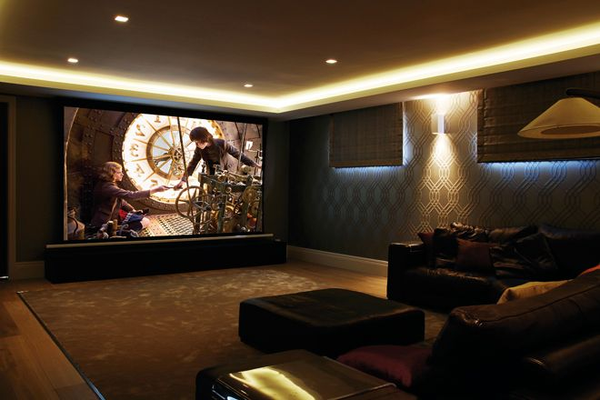 Home cinema install: Look, but don\'t touch - Installs