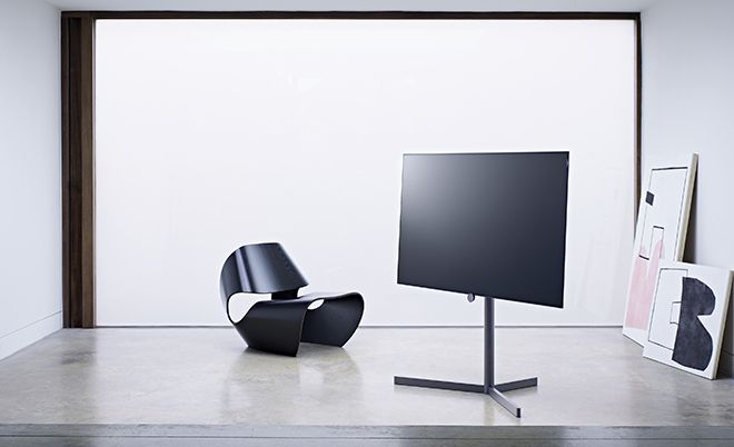 loewe joins oled party with bild 7 tv news. Black Bedroom Furniture Sets. Home Design Ideas