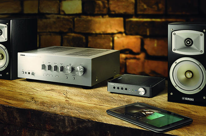 Yamaha's WXA-50 MusicCast stereo amplifier brings multiform to existing hi-fi systems