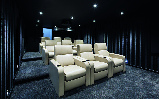 cinema room furniture. Perfect Furniture A Finalist In This Yearu0027s CEDIA Awards The Home Cinema 40000100000  Category Belowstairs Theatre Saw Custom Installer Finite Solutions Given A  To Cinema Room Furniture