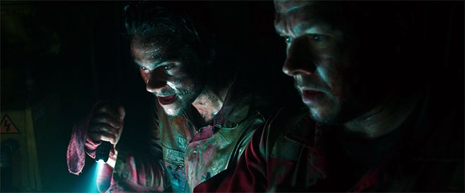 Deepwater Horizon Blu-ray review | Home Cinema Choice
