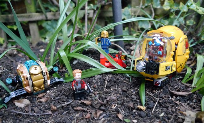 Guardians of the Galaxy LEGO is out of this world! - News