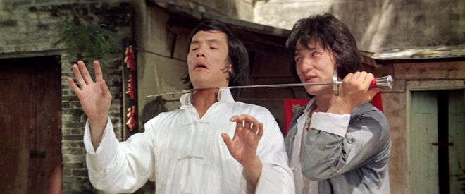 Drunken Master (Masters of Cinema) Blu-ray review - Blu-ray