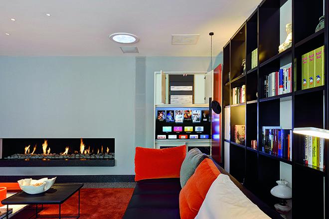 Home cinema install: a room with av secrets home cinema choice