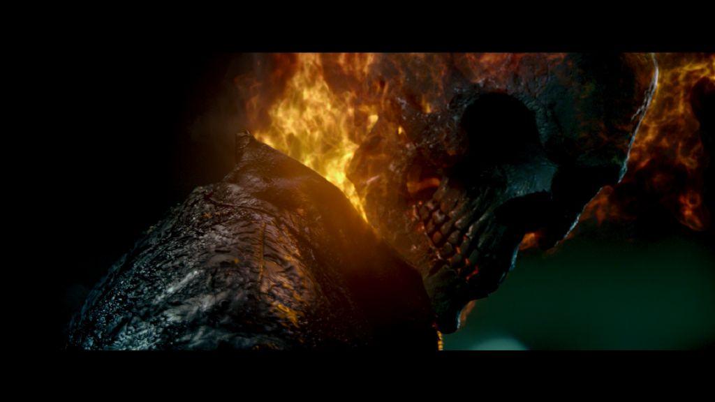 Ghost Rider: Spirit of Vengeance - Blu-ray